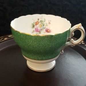 Vintage 1930s Cauldon Fine Bone China Tea Cup